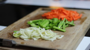 Stop junk food !!! Sortez vos tabliers et en cuisine !!!