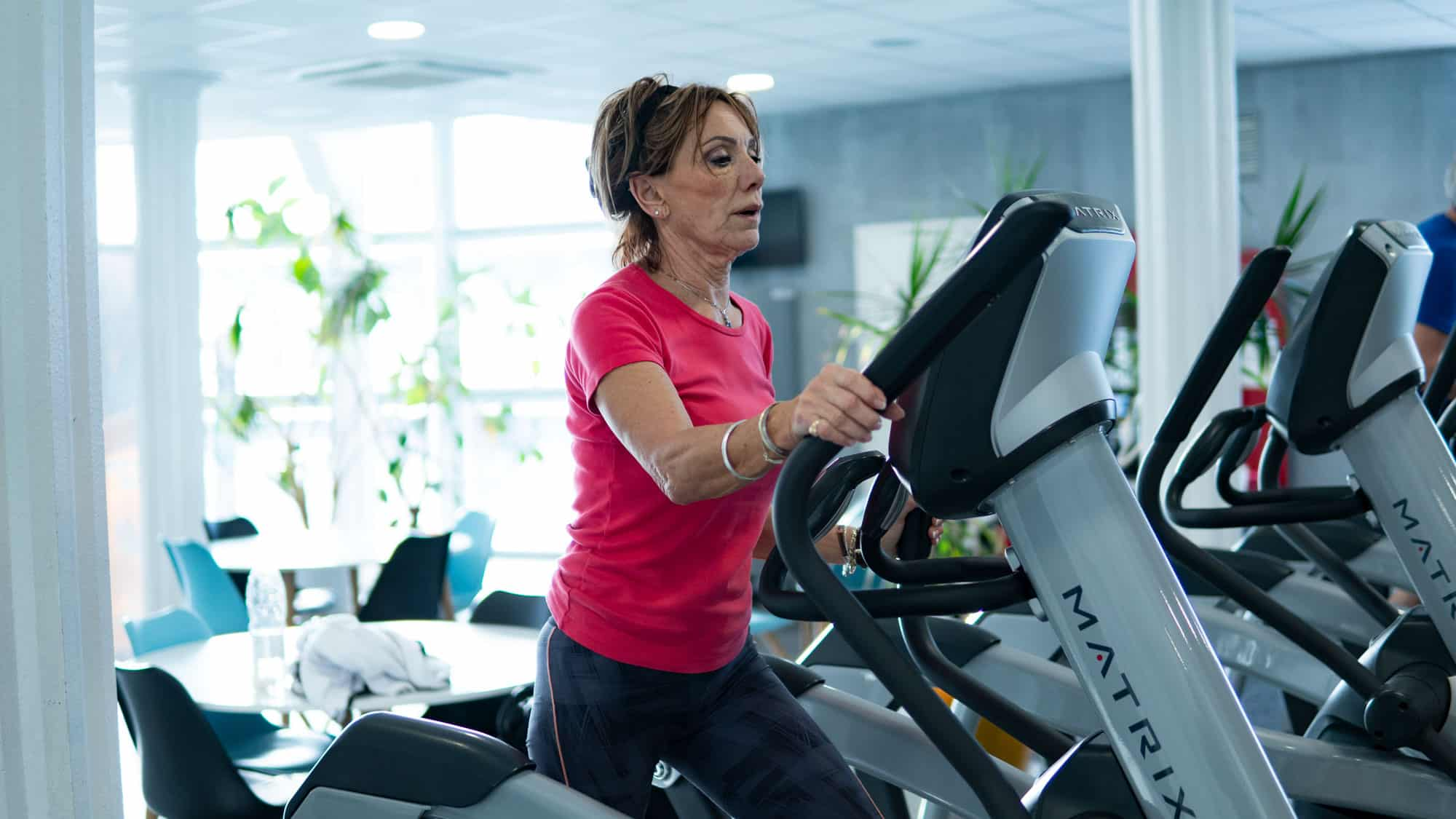 exercice cardio remise en forme 60 ans
