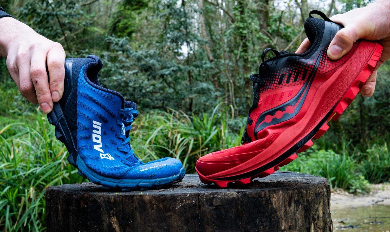 semelle chaussure de trail souple vs semelle chaussure de trail rigide
