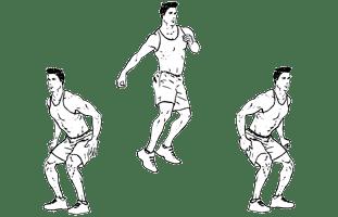 squat sauté 180