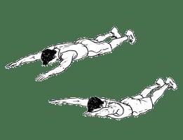 superman planche