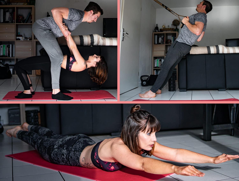 Les meilleurs exercices pour muscler le dos à la maison