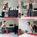 exercices bande élastique